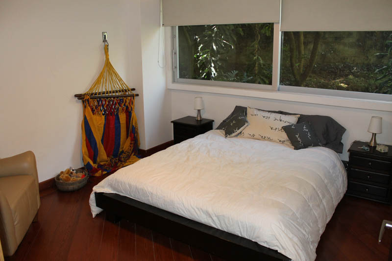 Luxury Apartment, Medellin, bedroom