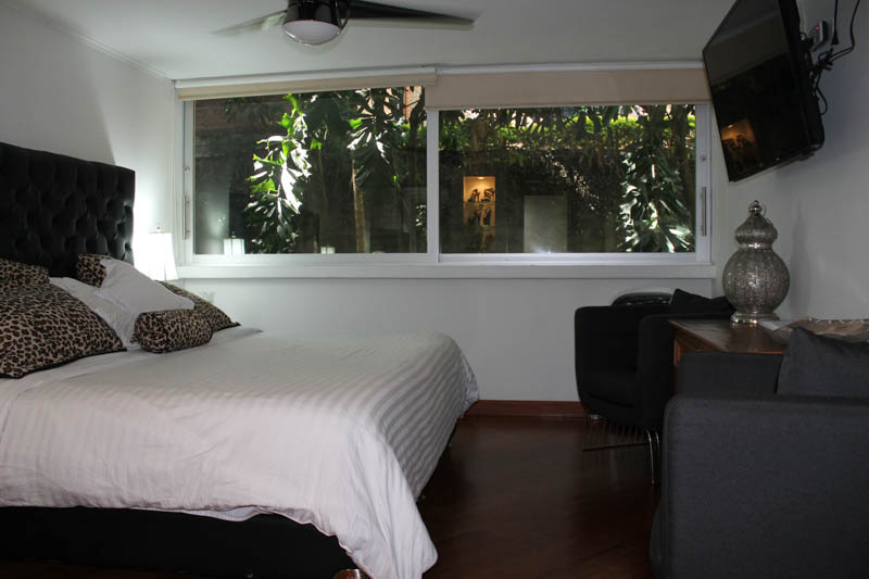 Bedroom of San Marino Apartment for Rent, Medellin