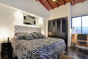 Alminar bedroom 2 in apartment for sale in Medellin