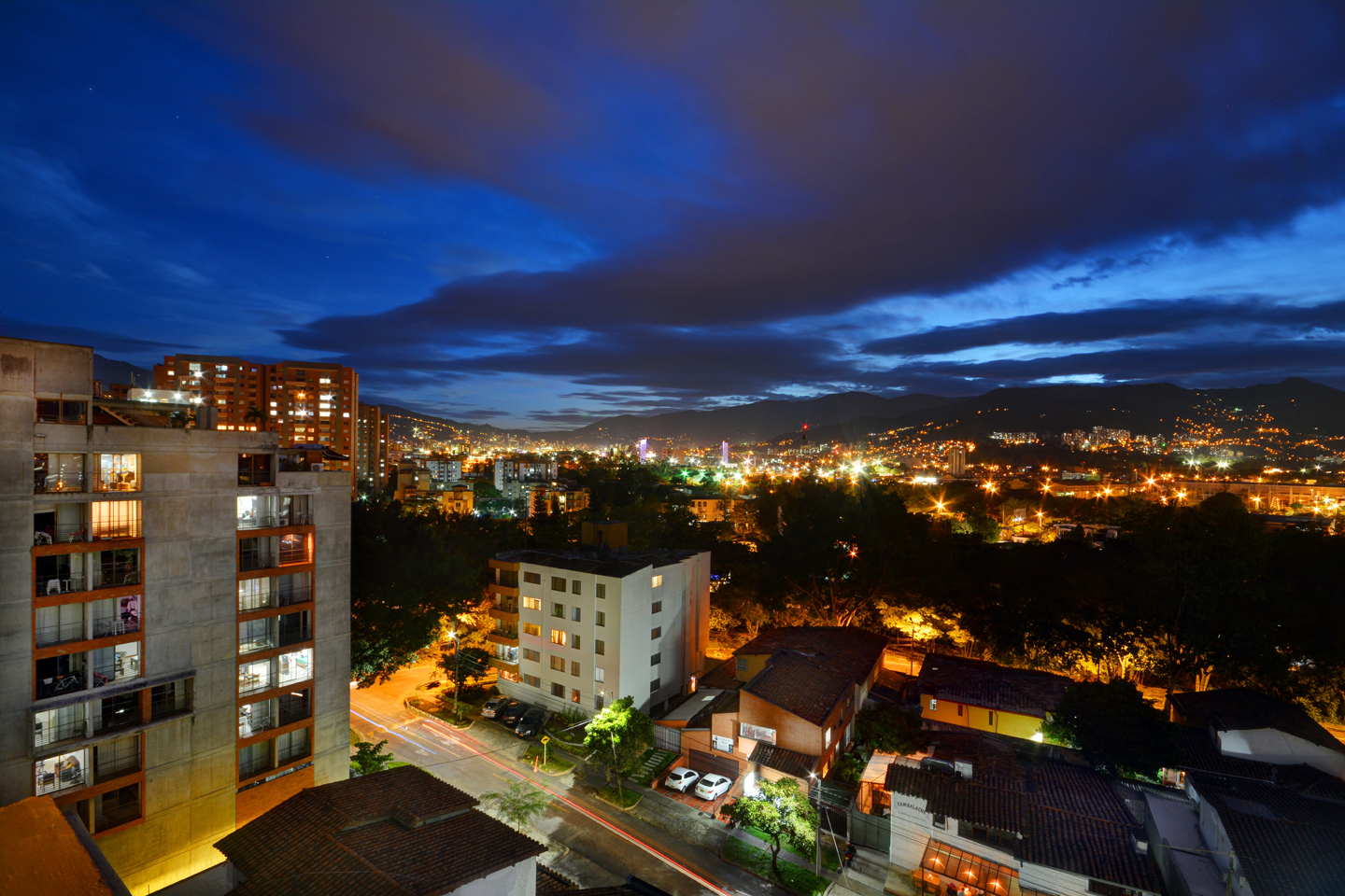 View of Astorga apartment for rent in Medellin