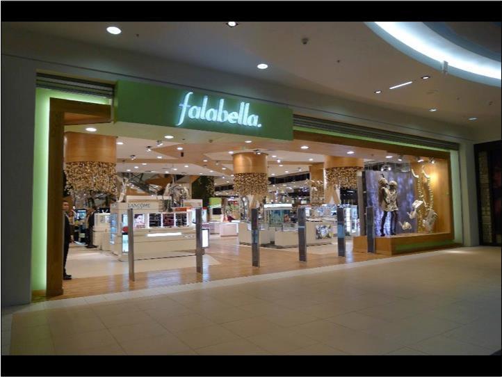 Falabella store.