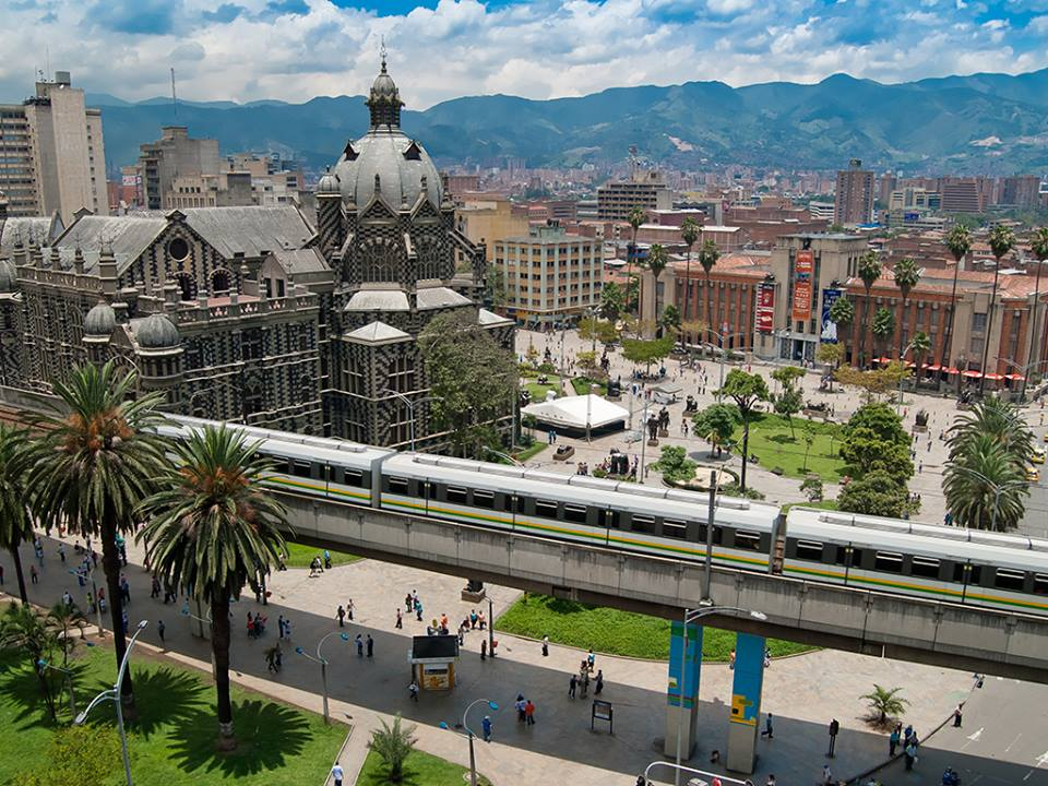vacation in medellin
