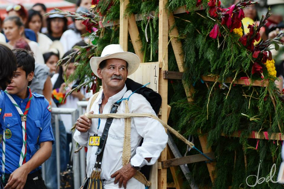 People in Medellin