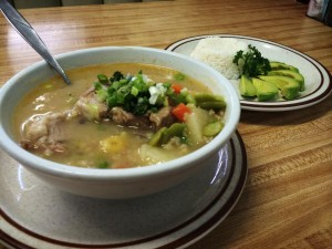 Medellin Soup