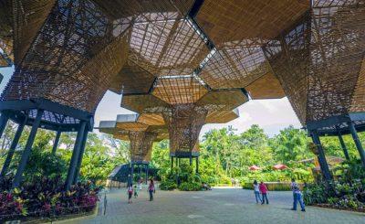 Botanical Garden Medellin