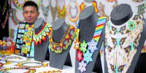 Expoartesano event in Medellin, Colombia